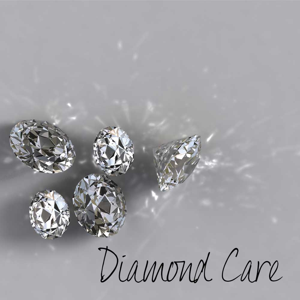 Drakes Jewellers, Diamond Care,