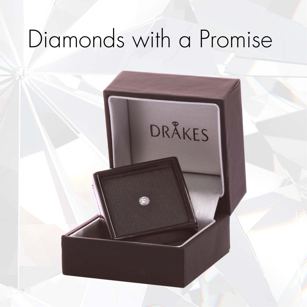 Diamonds with a Promise, Loose Diamonds, Drakes Jewellers, Loose Diamond Collection, Drakes Jewellers Plymouth, Jewellery in Plymouth