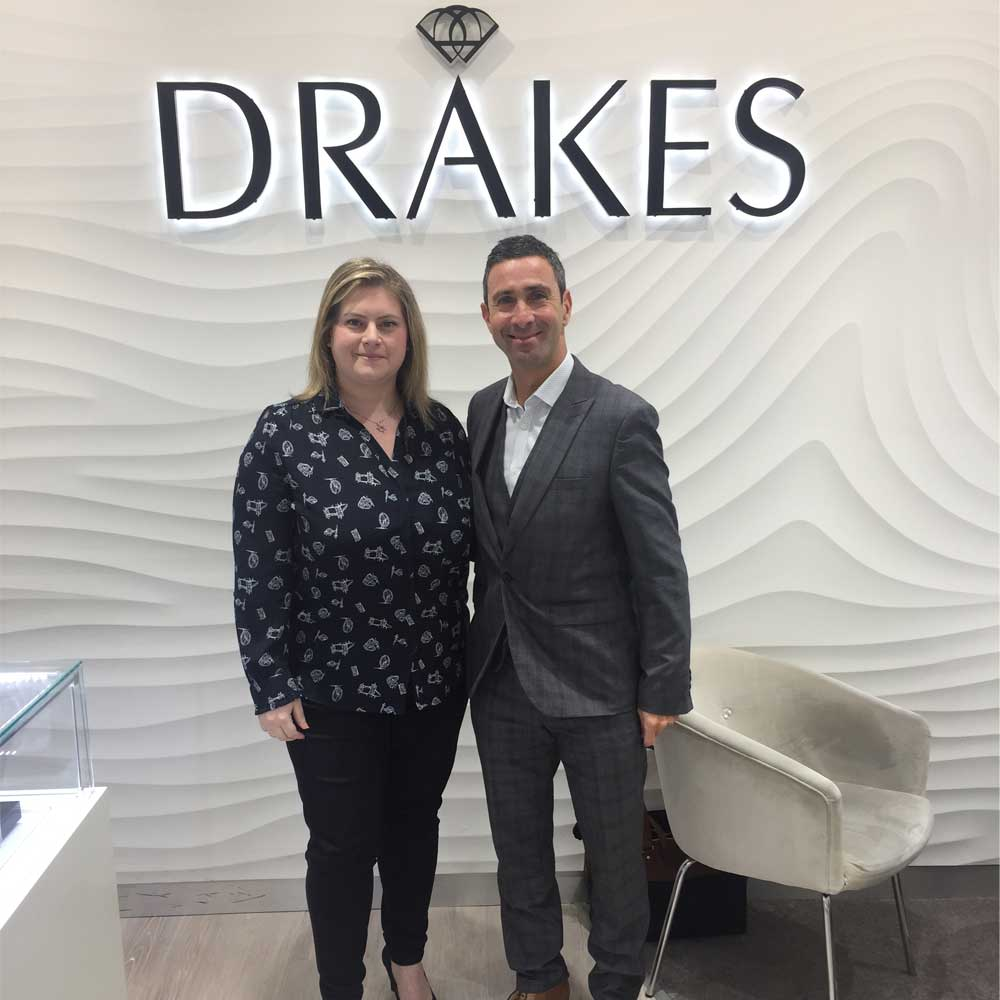 Jade Scott, Drakes Jewellers, Venus Awards, Vospers, Inspirational Woman