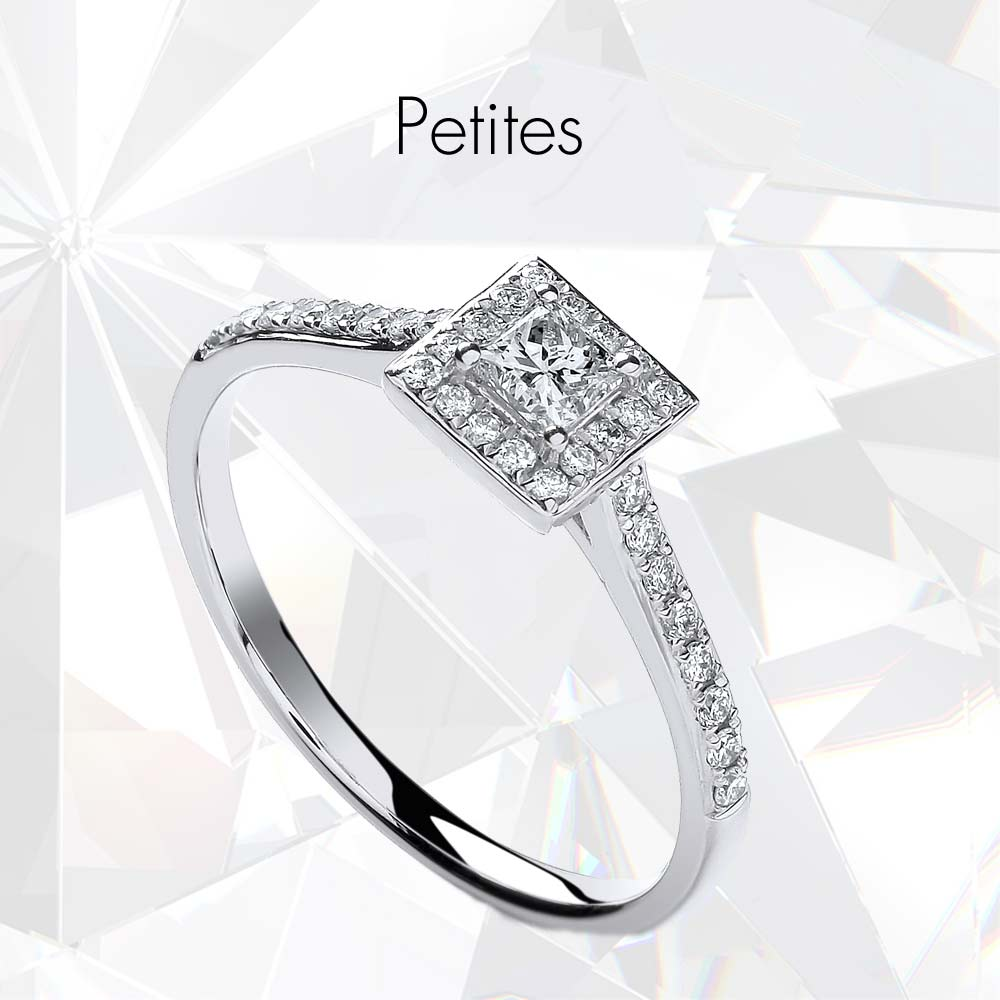 Petites, Jewellery Plymouth, Drakes Jewellers, Plymouth, Petite collection