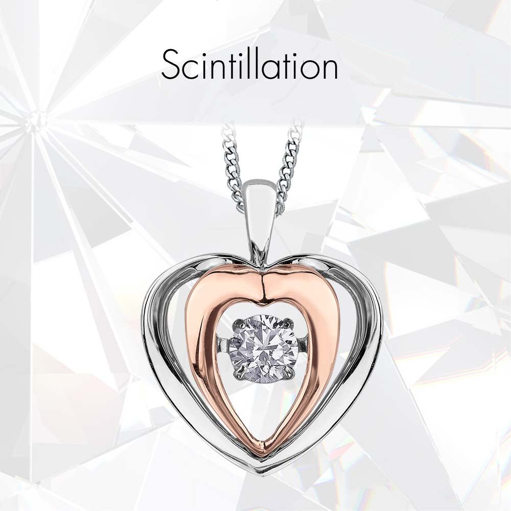 Scintillation Collection, Oscalating Diamonds, Drakes Jewellers, Plymouth,