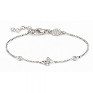 Drakes Jewellers Plymouth, Nomination, Gift For Her, primavera butterfly bracelet