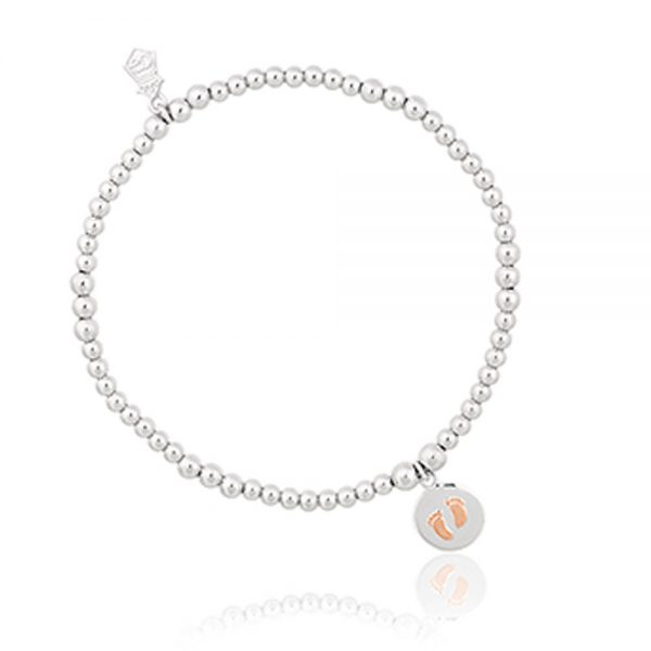Drakes Jewellers Plymouth, Nomination, Gift For Her, cariad beach bead bracelet