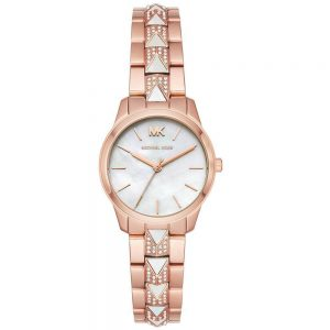 Drakes Jewellers Plymouth, Michael Kors, Runaway Mercer Watch, Rose Gold Watch