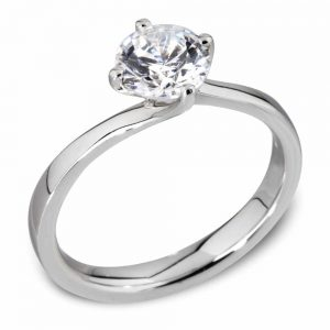 Diamond Engagement Ring, D Colour Diamond, Diamond ring, Engagement Ring, Drakes Jewellers
