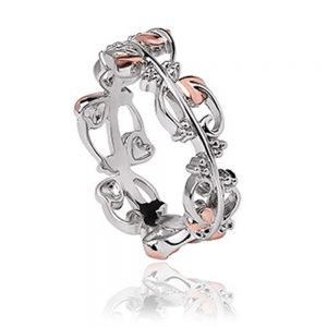 Drakes Jewellers Plymouth, Clogau Jewellery, Gift For Her, silver tree of life ring