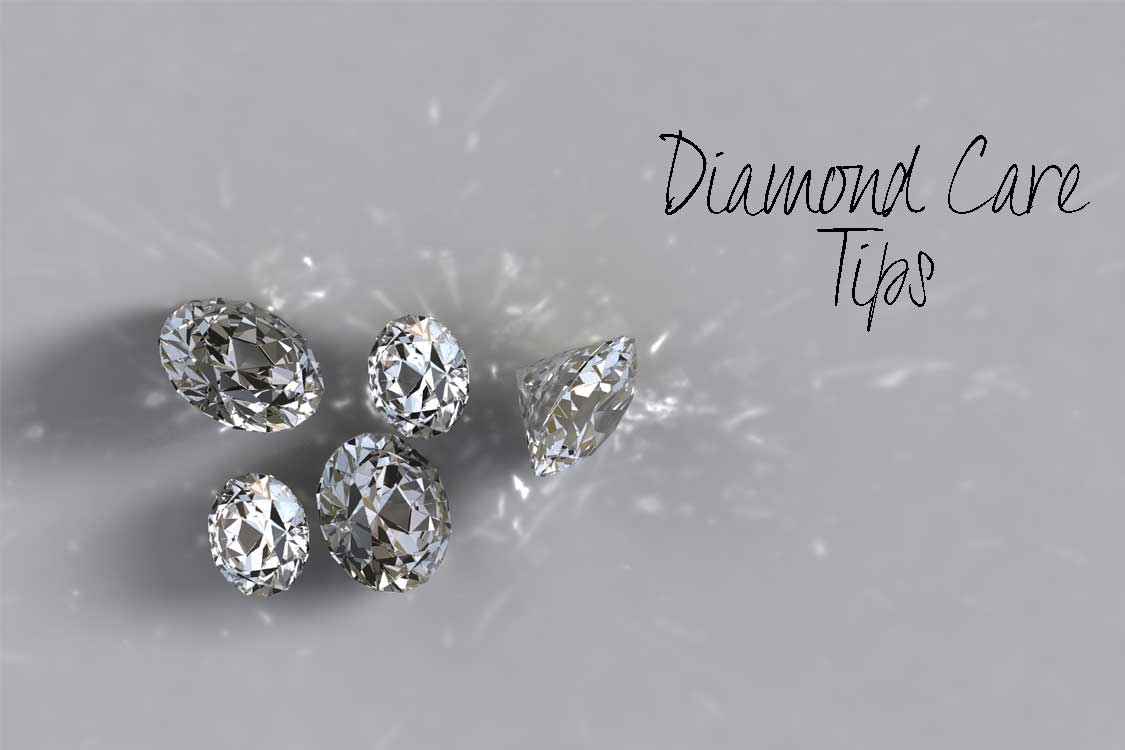 Drakes Jewellers, DIamond Care, Diamond Care Tips, Diamond, Diamond Jewellery