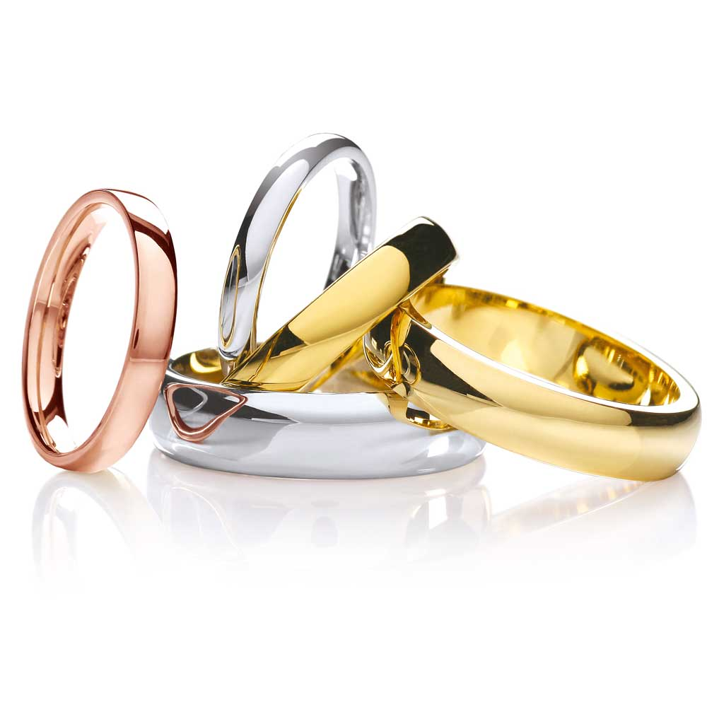 Wedding Ring Brochure, Brown and Newirth, Wedding Rings, Drakes Jewellers
