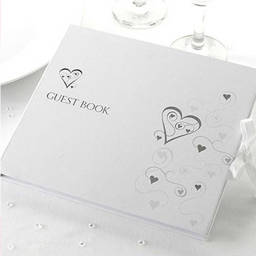 Drakes Jewellers, Wedding Guest Book, Wedding