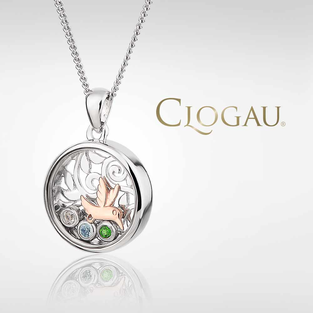 Clogau Jewellery, Drakes Jewellers, Hummingbird collection