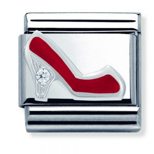 Drakes Jewellers Plymouth, Nomination , Gift For Her, red heel charm