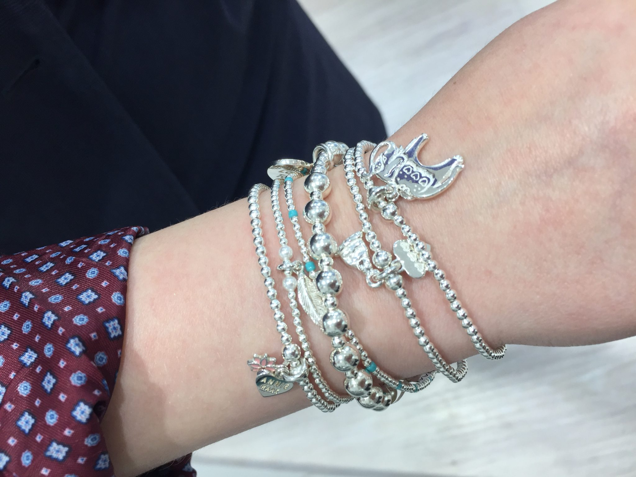 Annie Haak, Drakes Jewellers, Back to work style