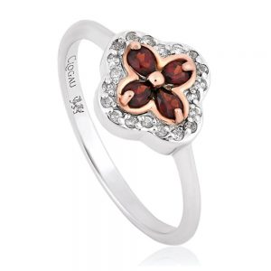 Drakes Jewellers Plymouth, Clogau Jewellery, Gift For Her, tudor ring