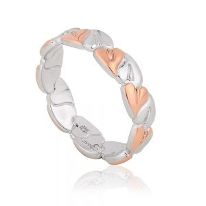 Drakes Jewellers Plymouth, Clogau Jewellery, Gift For Her, tree of life ring