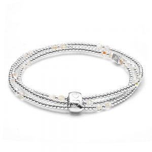 Drakes Jewellers Plymouth, Annei Haak, Gift For Her, Annie Haak Jewellery, Silver loop bracelet