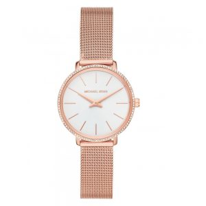 Drakes Jewellers Plymouth, Clogau Jewellery, Gift For Her, rose gold mesh watch