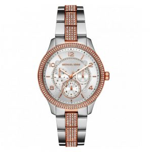 Drakes Jewellers Plymouth, Clogau Jewellery, Gift For Her, Rose gold and silver watch