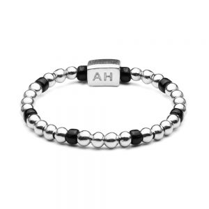 Drakes Jewellers Plymouth, Annei Haak, Gift For Her, Annie Haak Jewellery, black and silver ring