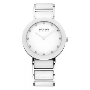 Drakes Jewellers Plymouth, Bering Jewellery, Bering Watches, Gift For Her, Womens Watches, White Watch
