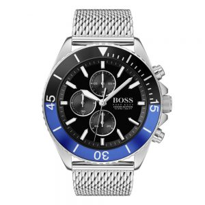 Drakes Jewellers Plymouth, Hugo Boss Jewellery, Mens Watch, Jewellery For Him, Silver Bracelet