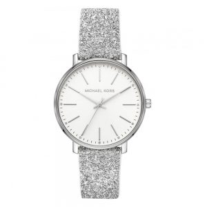 Drakes Jewellers Plymouth, Clogau Jewellery, Gift For Her, silver glitter watch