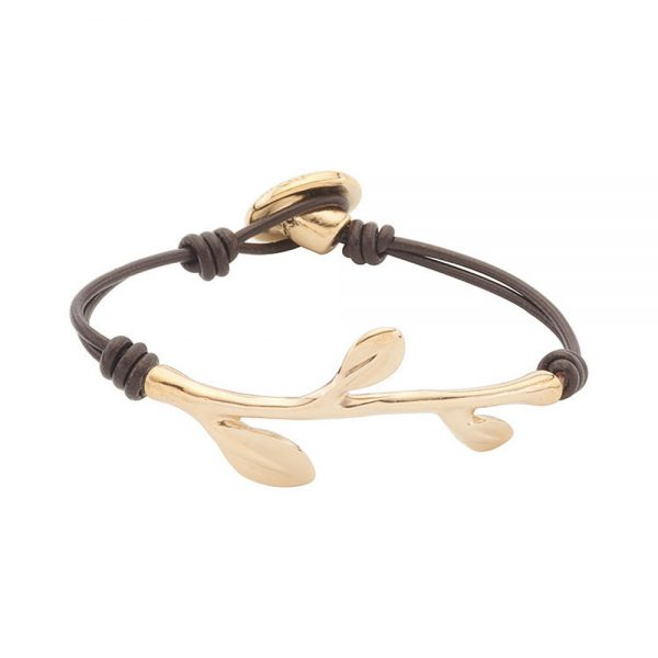 Drakes Jewellers Plymouth, Uno De 50, Gift For Her, Womens jewellery, enredada leather bracelet