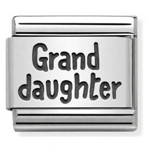 Drakes Jewellers Plymouth, Nomination Jewellery, Nomination Charm, Gift For her, Gift For Him, Christmas Gifts, granddaughter charm