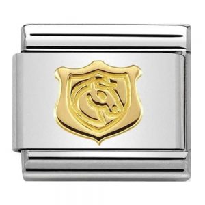 Drakes Jewellers Plymouth, Nomination Jewellery, Nomination Charm, Gift For Her, shielded horse charm