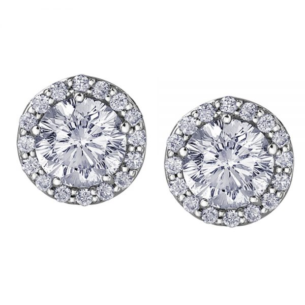 Drakes Jewellers Plymouth, Diamond Gift, Gift For Her, Special Occasion Gift, round diamond stud earrings