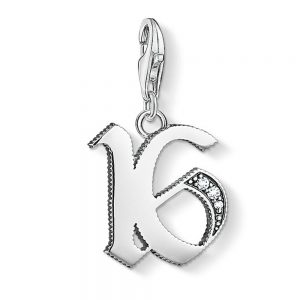 Drakes Jewellers Plymouth, Thomas Sabo Jewellery, Gift For Her, Gift For Him, 16th birthday charm