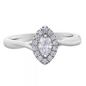Drakes Jewellers Plymouth, Diamond Gift, Gift For Her, Special Occasion Gift, marquise diamond ring