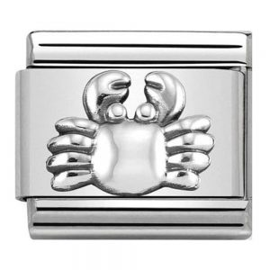 Drakes Jewellers Plymouth, Nomination Jewellery, Nomination Charm, Gift For Her, crab charm