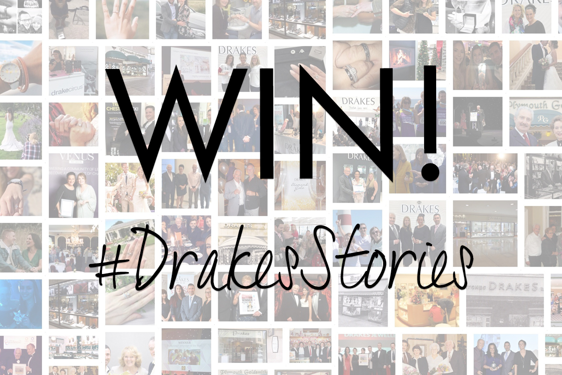 Competition, Drakes, Drakes Jewellers, Anniversary