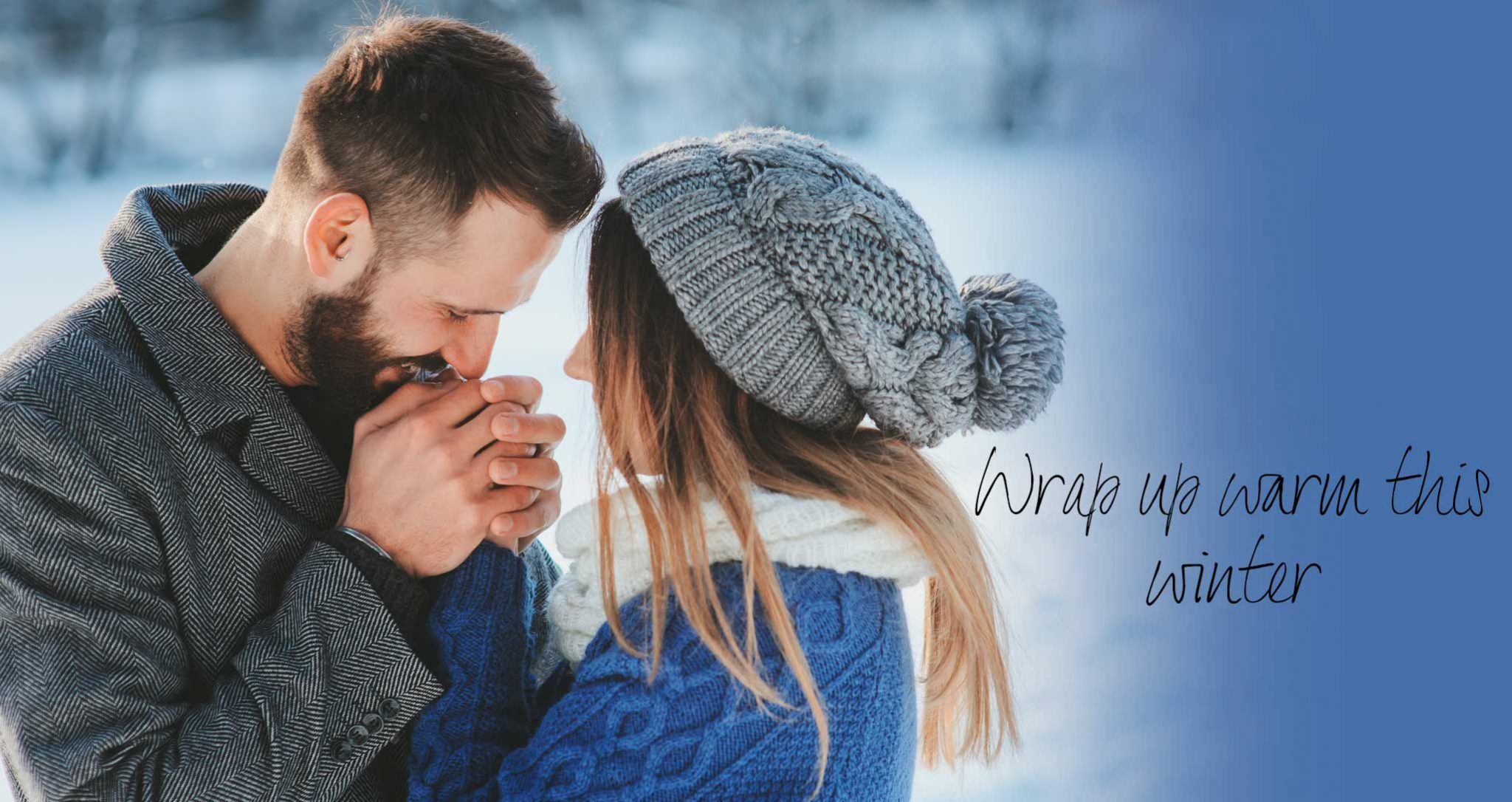 Drakes Jewellers, Wrap up warm this winter