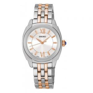 Drakes Jewellers Plymouth, Seiko jewellery, Seiko Watches, Gift For Him, Watches, rose gold bracelet watch, gift for her