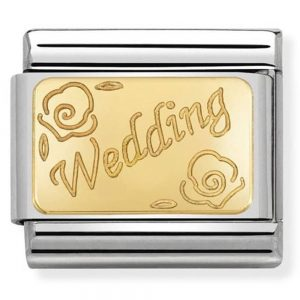 Drakes Jewellers Plymouth, Nomination Jewellery, Gift For Her, Gift For Him, wedding charm