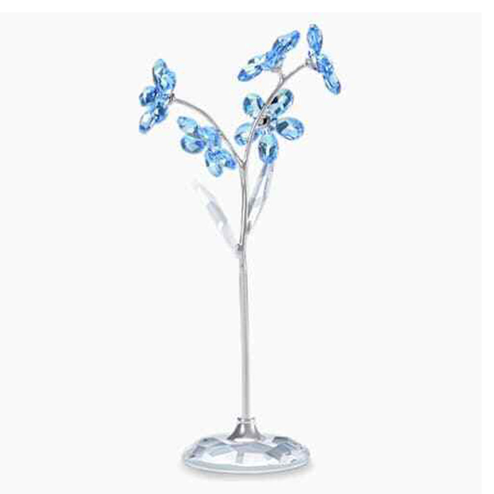 Drakes Jewellers Plymouth, Swarovski Gifts, Gift For Her, Gift For Her, forget me not flower
