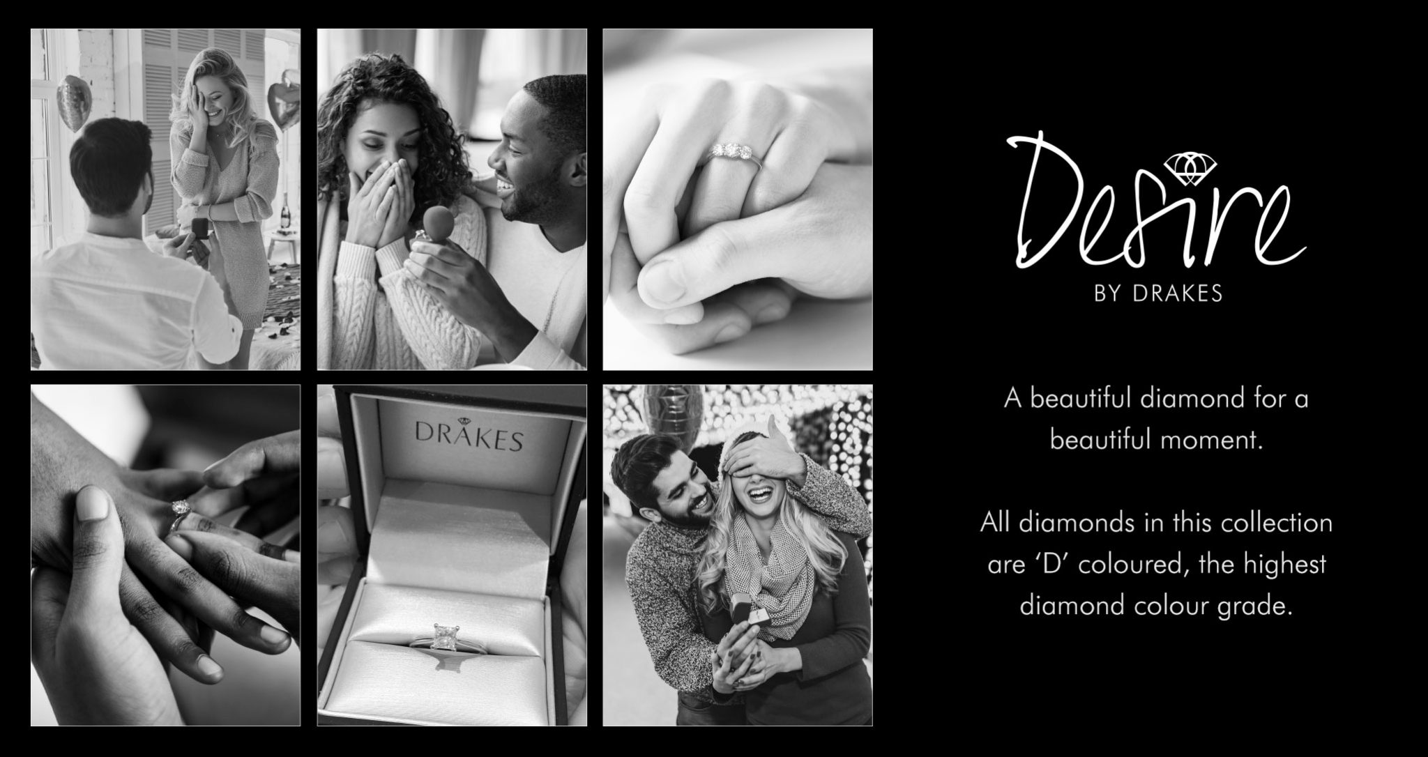 Drakes Jewellers, Desire, Desire By Drakes
