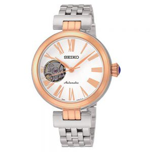 Drakes Jewellers Plymouth, Seiko jewellery, Seiko Watches, Gift For Him, Watches, rose gold bracelet watch, gift for her, rose gold watch
