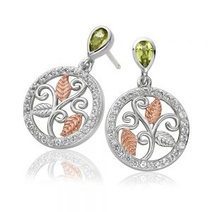 Drakes Jewellers Plymouth, Clogau Gifts, Gift For Her, Gift For Her, awelon drop earrings