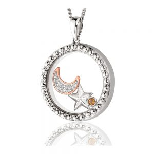 Drakes Jewellers Plymouth, Clogau Gifts, Gift For Her, Gift For Her, out this world necklace