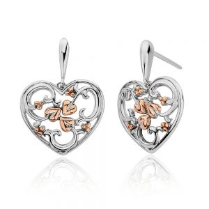 Drakes Jewellers Plymouth, Clogau Gifts, Gift For Her, Gift For Her, Tree of life earrings