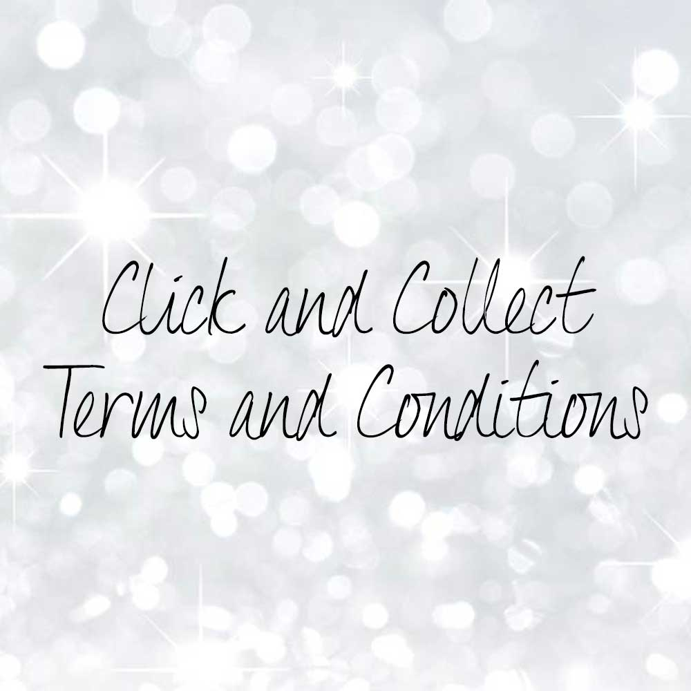 Drakes Jewellers, Click and Collect, Terms and Conditions