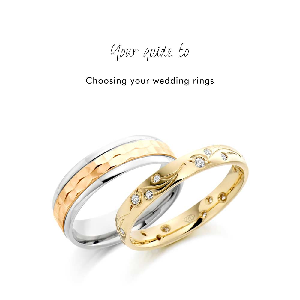 Wedding Rings, Drakes Jewellers, Plymouth, South West