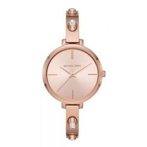 Drakes Jewellers Plymouth, Emporio Armani Watches, Gift For Her, rose gold plated pink watch