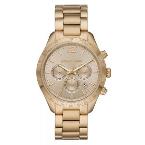 Drakes Jewellers Plymouth, Michael Kors Jewellery, Watches, Kors Watch, Gift For Her, Yellow gold watch