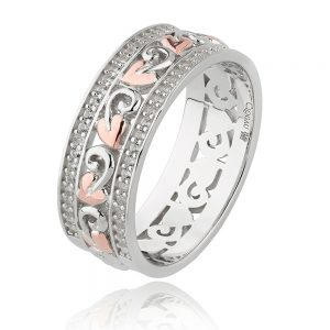 Drakes Jewellers Plymouth, Clogau Gifts, Gift For Her, Gift For Her, family tree ring