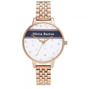 Drakes Jewellers Plymouth, Olivia Burton Watch, Olivia Burton,Gift For Her, Rose Gold Watch