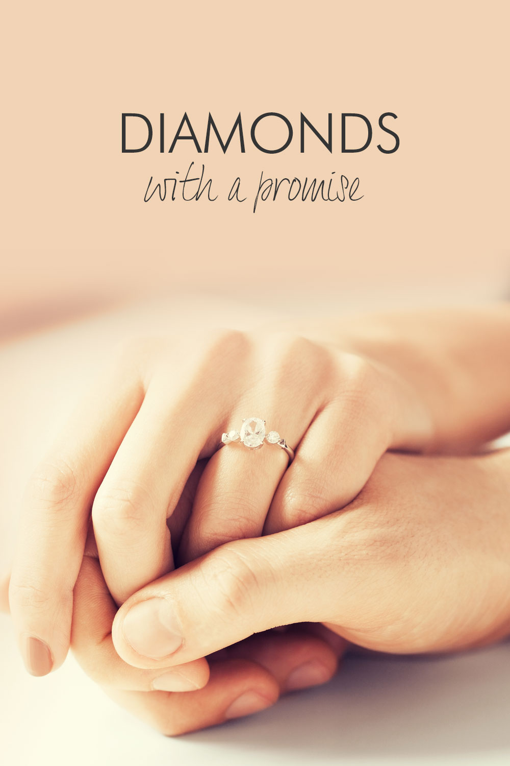 Diamonds with a Promise, Drakes Jewellers, Plymouth, Diamond Collections