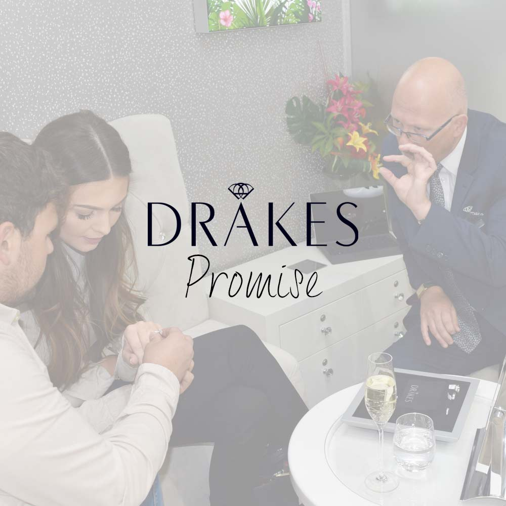 Drakes Wedding promise
